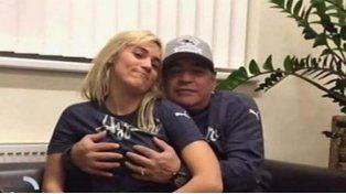 ¡La rompe! El video de Maradona que es furor en las redes