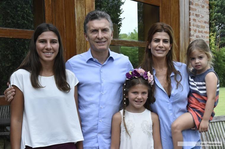 Macri recibió a las hijas del fiscal Nisman en su residencia particular