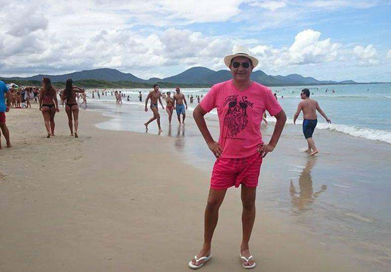 Entrerrianos que veranean en Brasil elogian el destino elegido