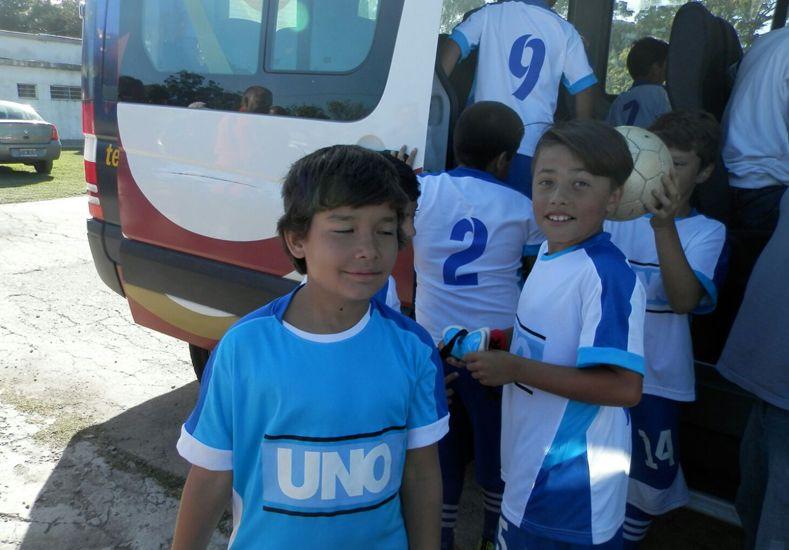 Afugg en las semifinales del Mundialito de Mar del Plata