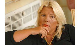La líder de la CC había denunciado a Ricardo Lorenzetti por presunto enriquecimiento ilícito.