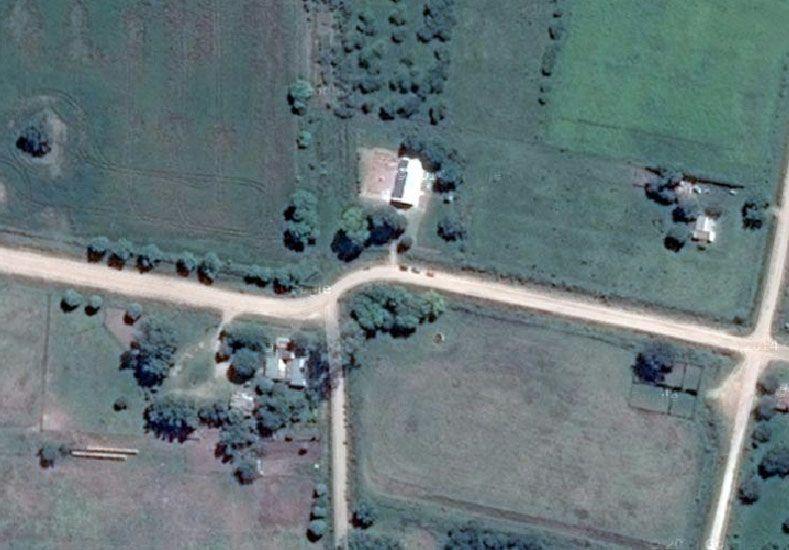 La curva donde ocurrió el accidente. (Foto: Google Maps)