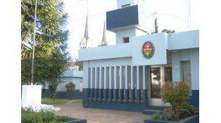 En Crespo. Las denuncias se recibieron en la comisaría local. (Foto: Gentileza/Paralelo 32)
