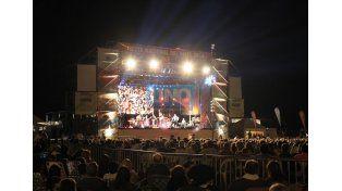 Artistas. Los seleccionados actuarán en la 27ª Fiesta del Mate. (foto: UNO/Juan Ignacio Pereira)
