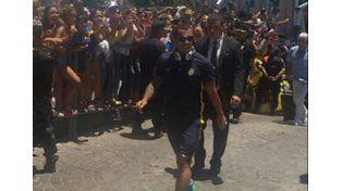 El Xeneize llegó a San Juan