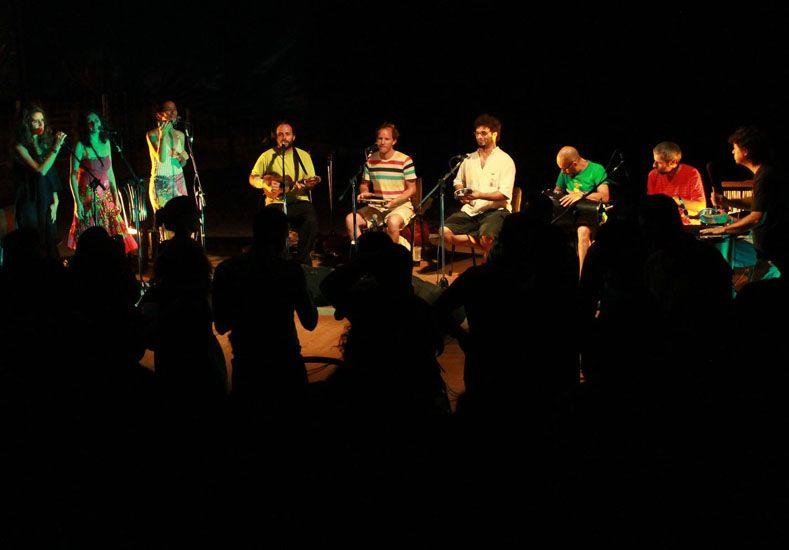 Cultura brasileña. Samba Na Esquina