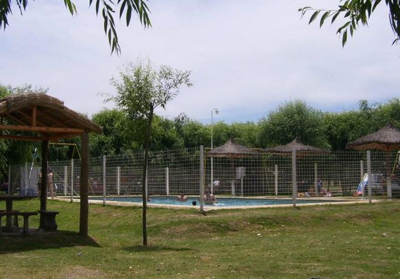 Foto: Facebook/Oasis Guazú Camping