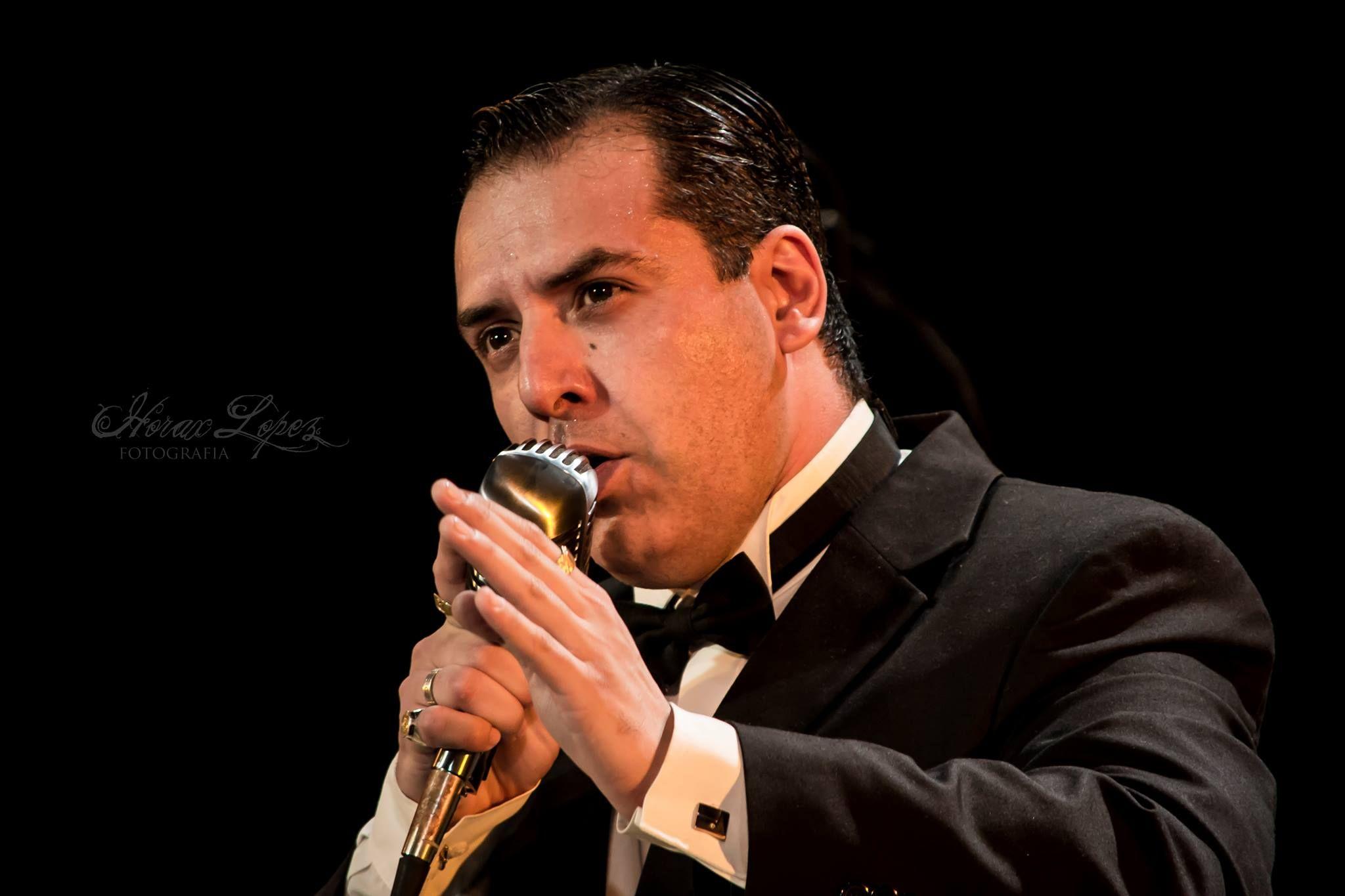 """Mauro """"El Nene"""" Maidana, un cantor que hace del tango su ley"""
