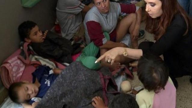 El Hospital de niños de La Plata recibió la donación de Cristina tras su juicio al diario italiano