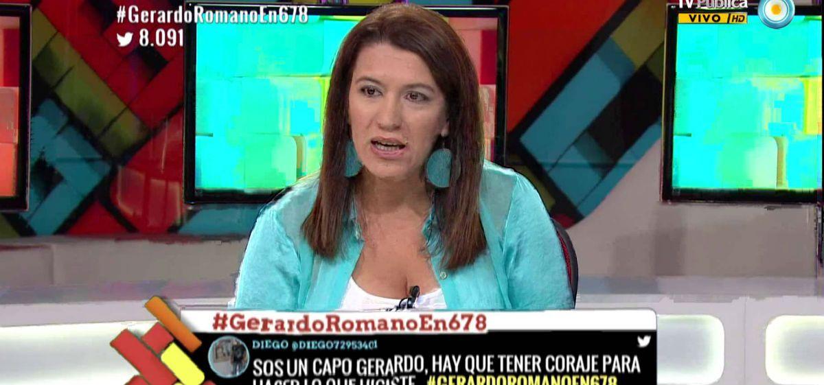 Víctor Hugo no es el único: echaron a Cynthia García de Radio Continental