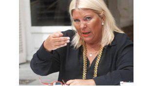 La diputada nacional cargó contra el titular de la Corte Suprema de Justicia.