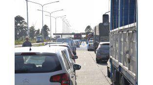Área metropolitana. Estadísticas marcan la importancia de la integración entre las dos ciudades. (Foto UNO/Mateo Oviedo)