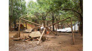 Por los destrozos que dejó la inundación, suspendieron la Fiesta de la Boga