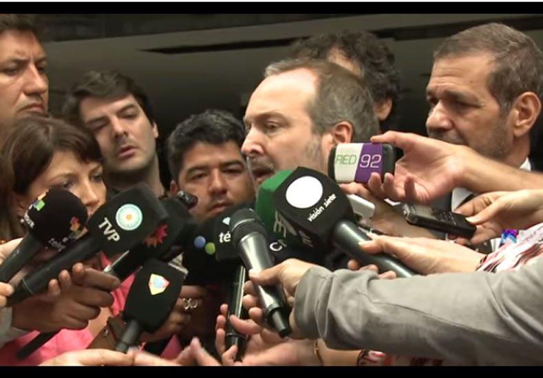 Freno judicial a los cambios a la Ley de Medios
