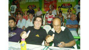 Fútbol solidario en Concordia