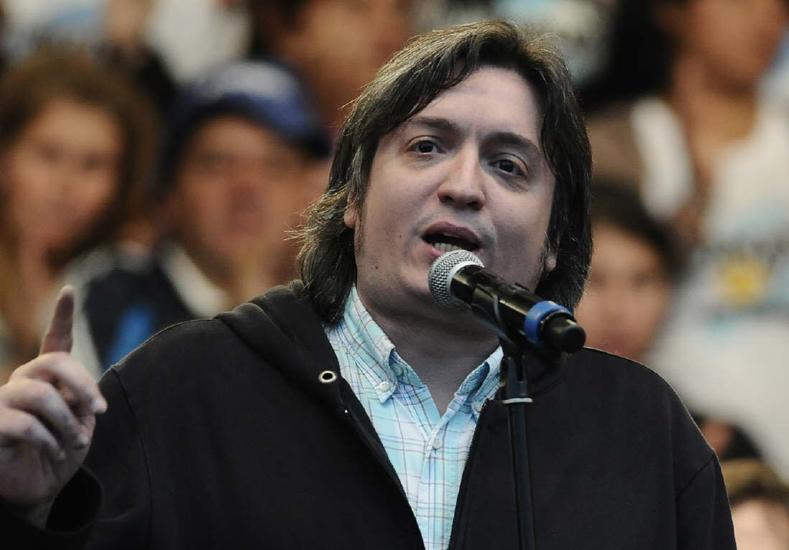 Máximo Kirchner: Si le pasaba a Cristina lo de Macri le pedían a Twitter que le cierre la cuenta