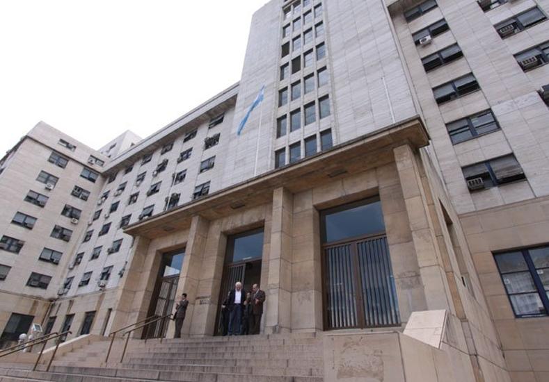 Preparan el traslado de los detenidos a Tribunales