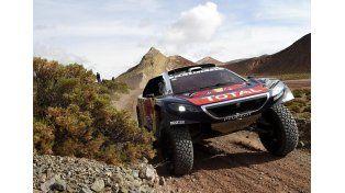 Domingo de descanso y balance para los pilotos del Dakar