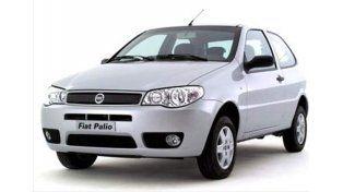 El podio de ventas de autos 0 Kilómetro en el país quedó para la marca italiana Fiat