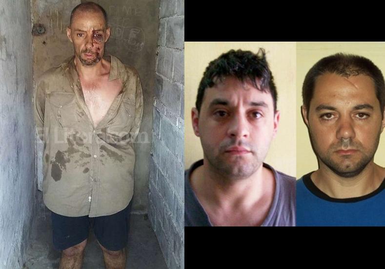 Cristian Lanatta y Víctor Schillaci están cercados pero no detenidos