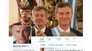 En redes sociales, Macri felicitó a las fuerzas de seguridad y destacó el trabajo en conjunto