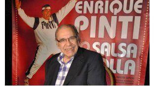 Enrique Pinti volvió a mostrarse muy crítico con el universo político argentino.
