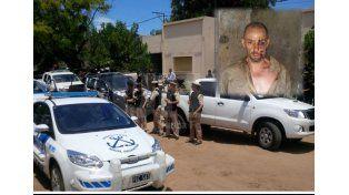 Giro inesperado en la captura de los prófugos: Hay un solo detenido