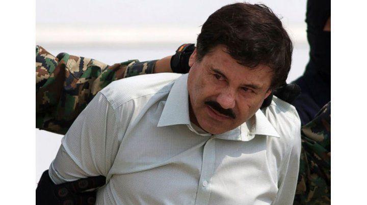 El Chapo, condenado por el tráfico  de narcóticos más grande del mundo