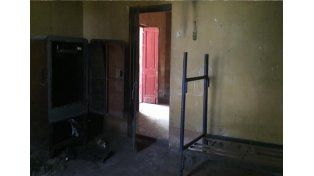 Una exnovia de los fugitivos le dio asilo en un galpón rural de San Carlos