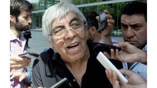 Hugo Moyano había advertido al gobierno nacional que no quiera meter miedo antes del inicio de las paritarias.