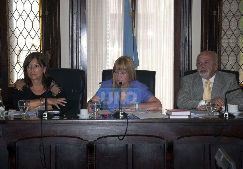 Abreviado. El tribunal homologó el acuerdo entre las partes. (Foto UNO/Mateo Oviedo)