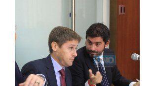 Acuerdo. Fiscal y defensor acordaron la medida cautelar. (Foto UNO/Juan Ignacio Pereira)