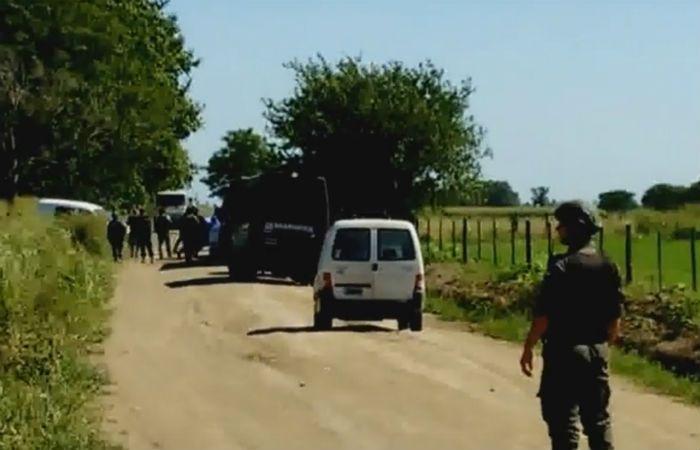 El gendarme herido identificó a los ocupantes de la camioneta como los prófugos