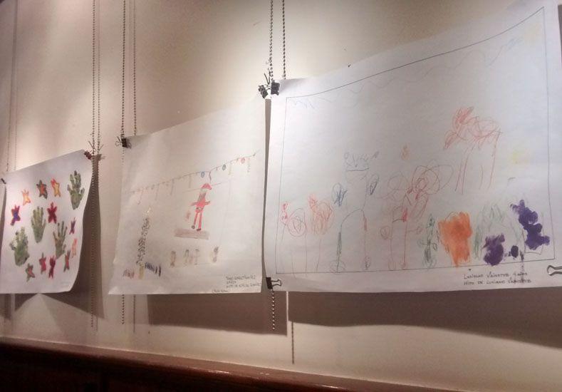 La Cámara Federal de Paraná inauguró su Sala de Artes Visuales