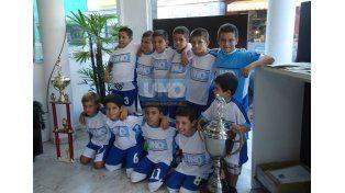 Los chicos de la Afugg jugarán el torneo de Mar del Plata con el auspicio de Diario UNO. (Foto UNO/Ayelén Morales)