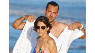 Chano y su nuevo amor en Punta del Este
