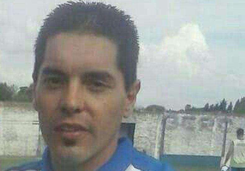 El futbolista Diego Buschiazzo fue papá y se recupera en el hospital San Martín