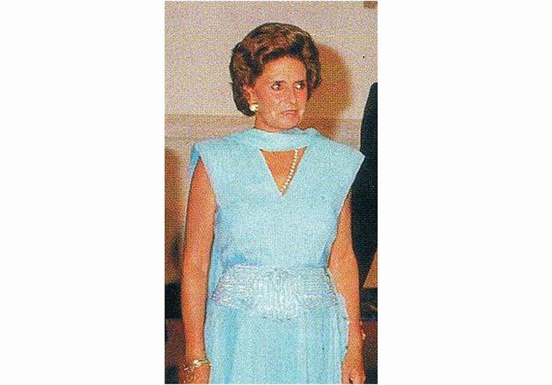 Falleció María Barreneche, quien fuera ex esposa de Raúl Alfonsín