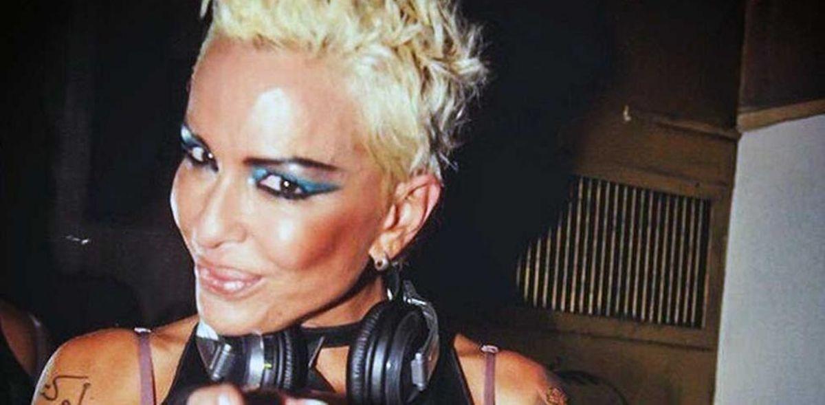 Daniela Cardone incineró Instagram con una foto en hilo dental
