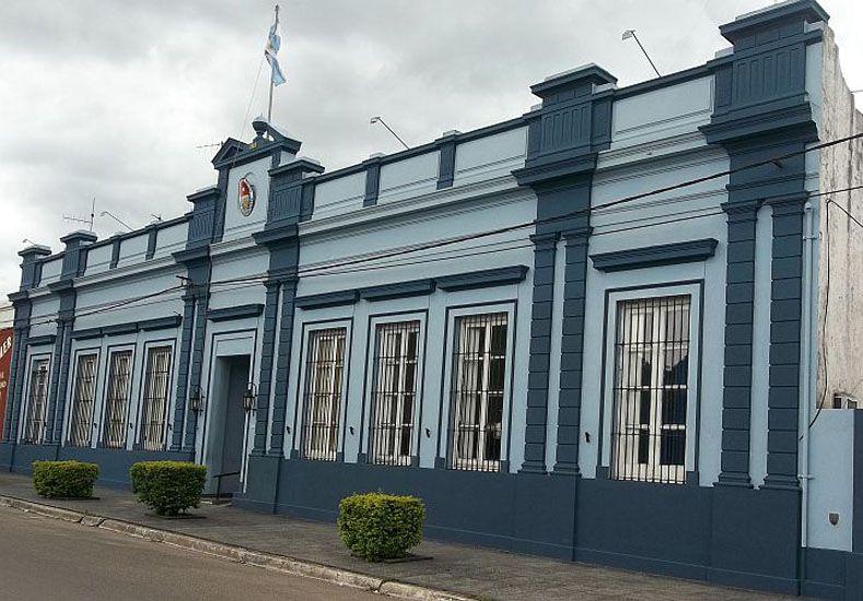 El acusado destá detenido en la Jefatura Departamental de Feliciano. (Foto: Realidad regional