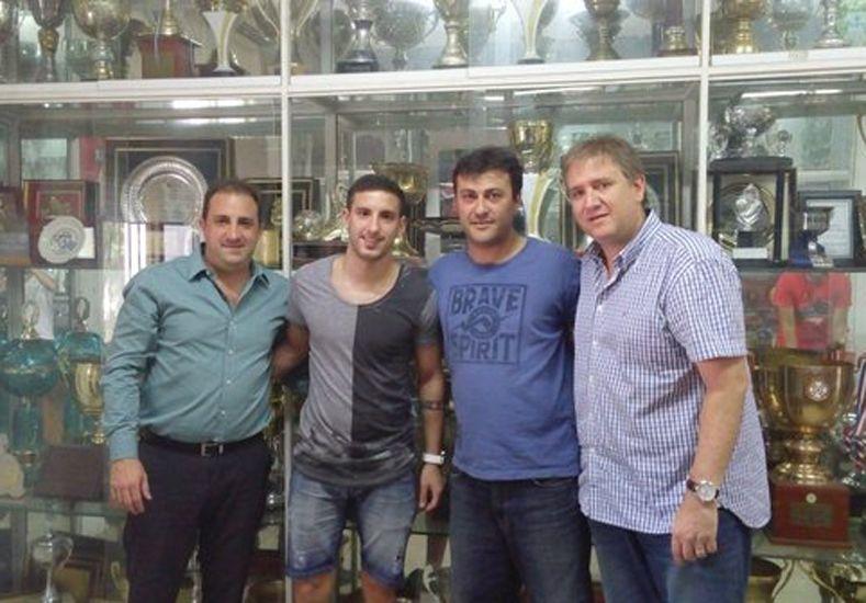 Ezequiel Ham renovó con Argentinos