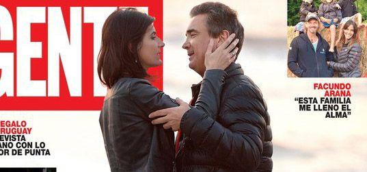 La tapa más polémica y romántica: Milone y Nito blanquearon su amor
