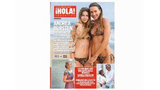 Revista Hola! Argentina este jueves con Diario UNO