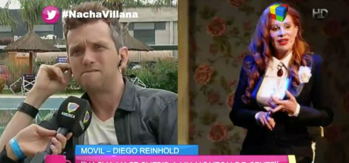 "Diego Reinhold destrozó a Nacha Guevara: ""Me da pena y la detesto"""