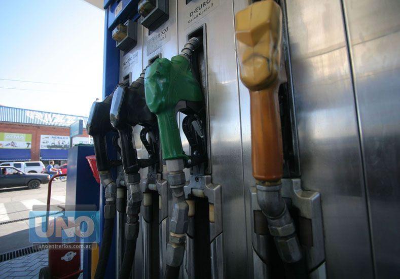 Aumentan 6% los combustibles el miércoles