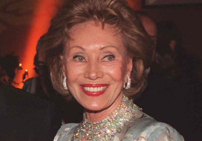 La jueza Sandra Arroyo Salgado sobreseyó a Ernestina Herrera de Noble