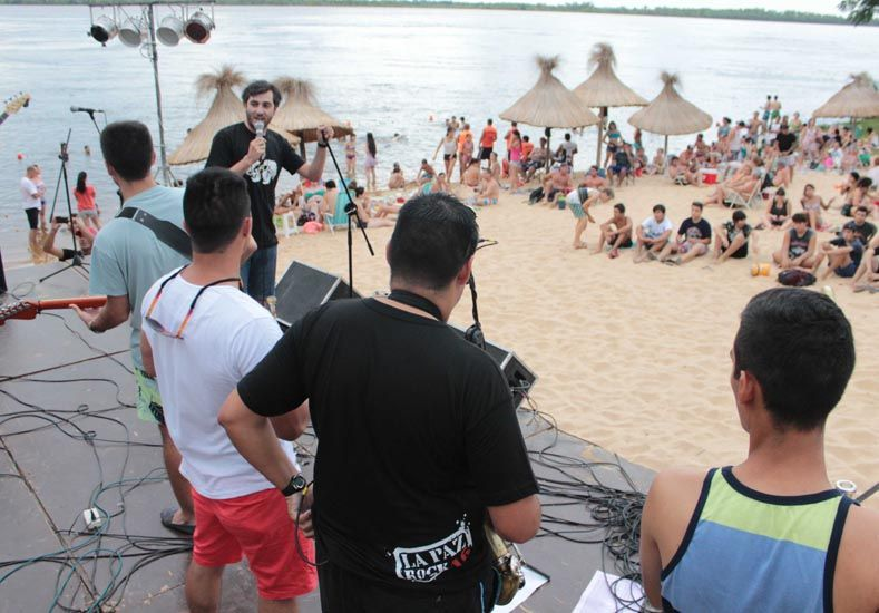 La playa del Faro volvió a vibrar en la séptima edición de La Paz Rock