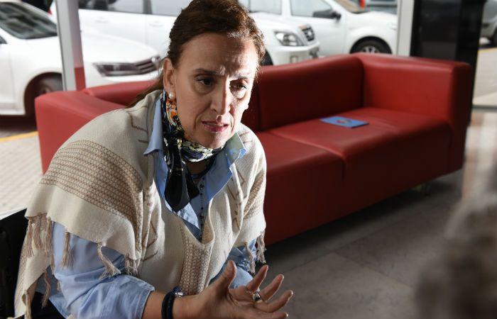 La vicepresidenta Gabriela Michetti anuló más de 2.000 contratos que fueron firmados en los últimos diez meses de gestión de Boudou.