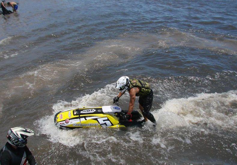 Gentileza Asociación Argentina de Pilotos De Jet Ski Y Motos De Agua.