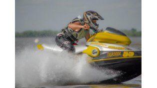 Suspendieron la competencia de Jet Ski y Motos de Agua